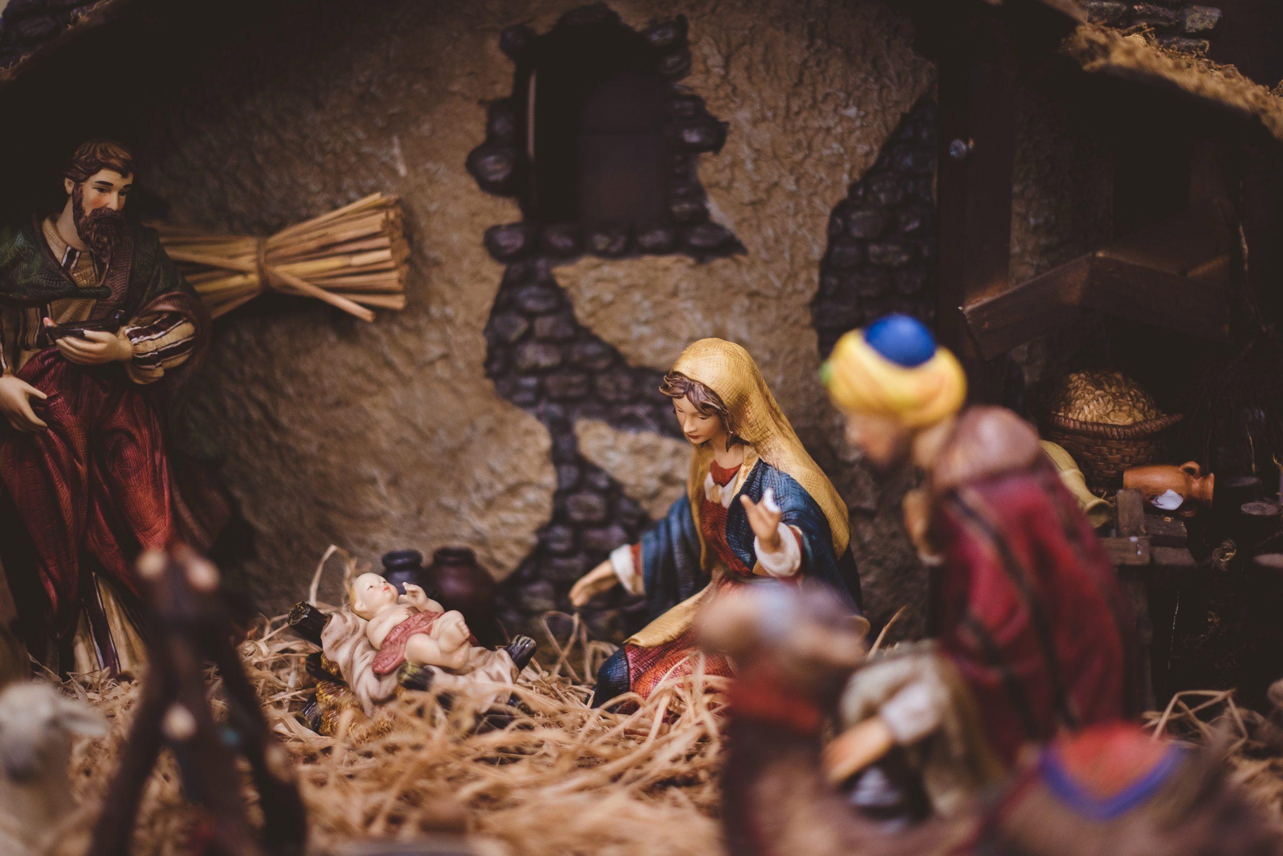 Little child of Bethlehem